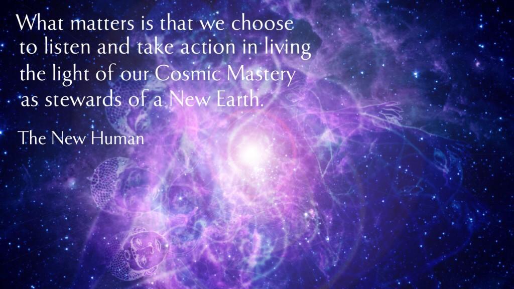 cosmic mastery