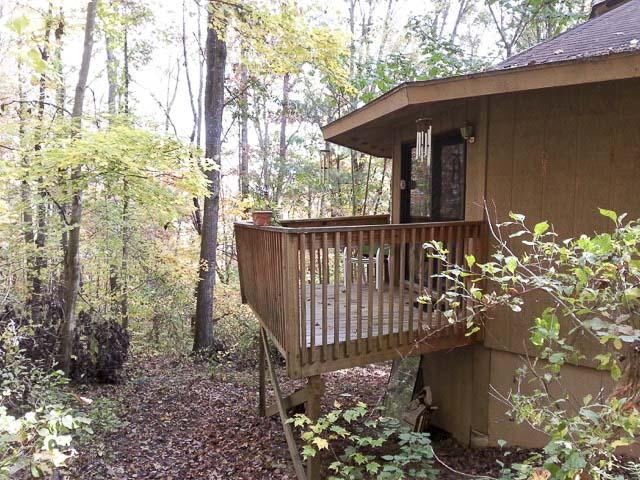 Asheville-Cabin-back-deck